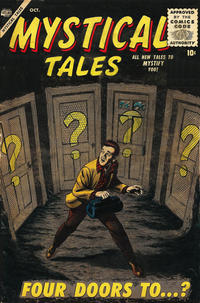 Cover Thumbnail for Mystical Tales (Marvel, 1956 series) #3