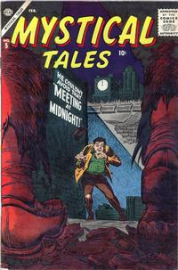 Cover Thumbnail for Mystical Tales (Marvel, 1956 series) #5