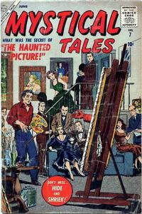 Cover Thumbnail for Mystical Tales (Marvel, 1956 series) #7