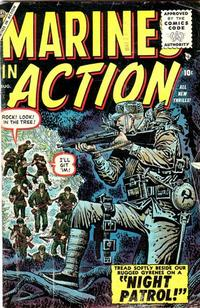 Cover Thumbnail for Marines in Action (Marvel, 1955 series) #2