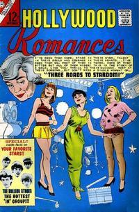 Cover Thumbnail for Hollywood Romances (Charlton, 1966 series) #46