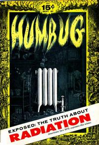 Cover Thumbnail for Humbug (Humbug Publications, 1957 series) #2