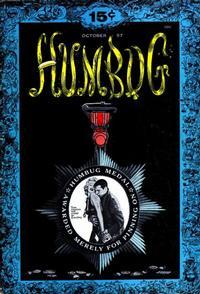 Cover Thumbnail for Humbug (Humbug Publications, 1957 series) #3