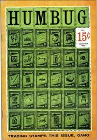 Cover Thumbnail for Humbug (Humbug Publications, 1957 series) #5