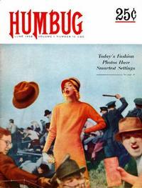 Cover Thumbnail for Humbug (Humbug Publications, 1957 series) #10