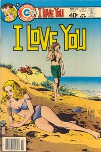 Cover Thumbnail for I Love You (Charlton, 1979 series) #126