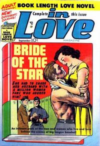 Cover Thumbnail for In Love (Mainline, 1954 series) #1
