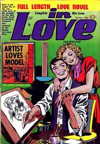Cover Thumbnail for In Love (Mainline, 1954 series) #3