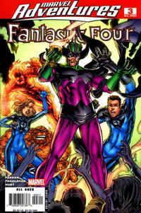 Cover Thumbnail for Marvel Adventures Fantastic Four (Marvel, 2005 series) #3