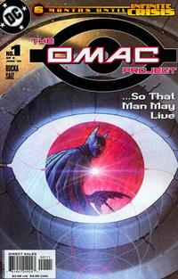 Cover Thumbnail for The OMAC Project (DC, 2005 series) #1 [First Printing]