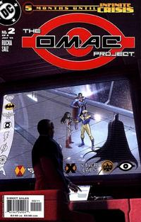 Cover Thumbnail for The OMAC Project (DC, 2005 series) #2 [First Printing]