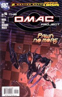 Cover Thumbnail for The OMAC Project (DC, 2005 series) #5