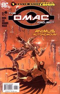 Cover Thumbnail for The OMAC Project (DC, 2005 series) #6