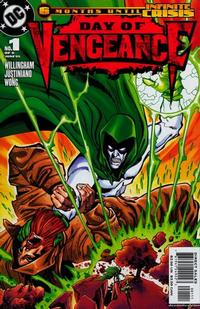 Cover Thumbnail for Day of Vengeance (DC, 2005 series) #1