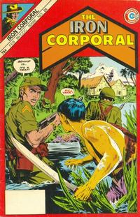 Cover Thumbnail for The Iron Corporal (Charlton, 1985 series) #25