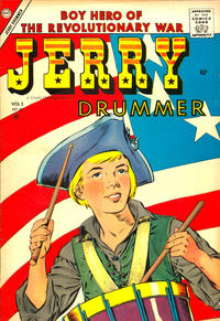 Cover Thumbnail for Jerry Drummer (Charlton, 1957 series) #10