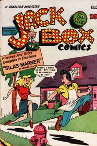 Cover for Jack-in-the-Box Comics (Charlton, 1946 series) #16
