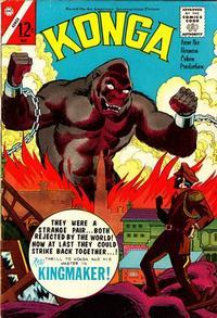 Cover Thumbnail for Konga (Charlton, 1960 series) #22