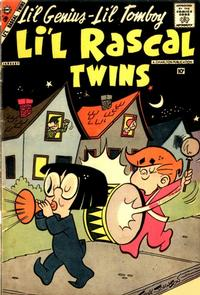 Cover Thumbnail for Li'l Rascal Twins (Charlton, 1957 series) #8