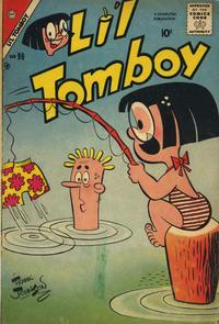 Cover Thumbnail for Li'l Tomboy (Charlton, 1956 series) #96
