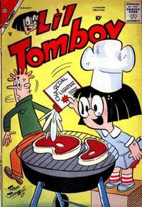 Cover Thumbnail for Li'l Tomboy (Charlton, 1956 series) #97