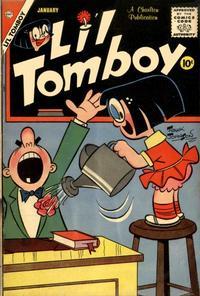 Cover Thumbnail for Li'l Tomboy (Charlton, 1956 series) #102