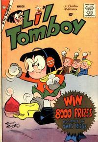 Cover Thumbnail for Li'l Tomboy (Charlton, 1956 series) #103