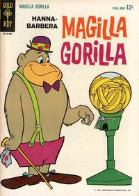 Cover Thumbnail for Magilla Gorilla (Western, 1964 series) #1
