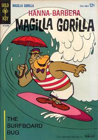 Cover Thumbnail for Magilla Gorilla (Western, 1964 series) #2