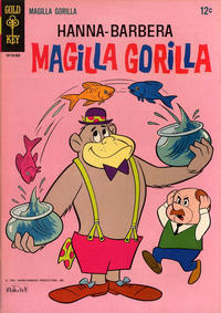 Cover Thumbnail for Magilla Gorilla (Western, 1964 series) #4