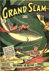 Cover Thumbnail for Grand Slam Comics (Anglo-American Publishing Company Limited, 1941 series) #56