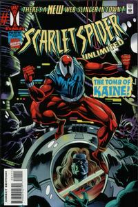 Cover Thumbnail for Scarlet Spider Unlimited (Marvel, 1995 series) #1