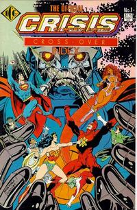 Cover Thumbnail for The Official Crisis On Infinite Earths Crossover Index (Independent Comics Group, 1986 series) #1