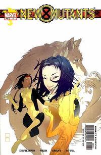 Cover Thumbnail for New Mutants (Marvel, 2003 series) #1