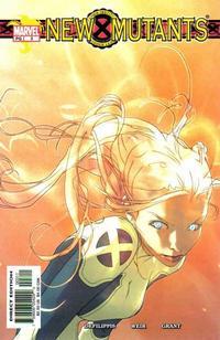 Cover Thumbnail for New Mutants (Marvel, 2003 series) #3