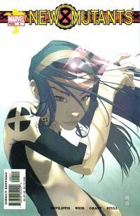 Cover Thumbnail for New Mutants (Marvel, 2003 series) #4