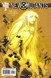 Cover Thumbnail for New Mutants (Marvel, 2003 series) #7
