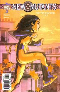 Cover Thumbnail for New Mutants (Marvel, 2003 series) #9