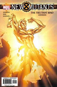 Cover Thumbnail for New Mutants (Marvel, 2003 series) #12