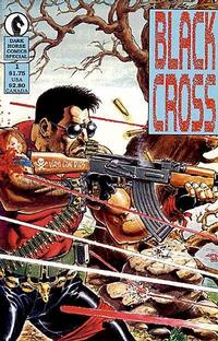 Cover Thumbnail for Black Cross Special (Dark Horse, 1988 series) #1