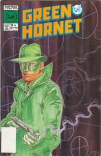 Cover Thumbnail for The Green Hornet (Now, 1989 series) #9 [Direct]