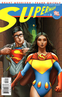 Cover Thumbnail for All Star Superman (DC, 2006 series) #3
