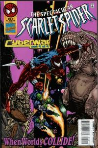 Cover Thumbnail for Spectacular Scarlet Spider (Marvel, 1995 series) #2