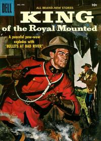 Cover Thumbnail for King of the Royal Mounted (Dell, 1952 series) #23