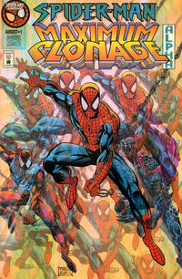 Cover Thumbnail for Spider-Man: Maximum Clonage Alpha (Marvel, 1995 series) #1