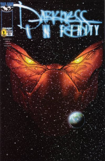 Cover for Darkness Infinity (Image, 1999 series) #1