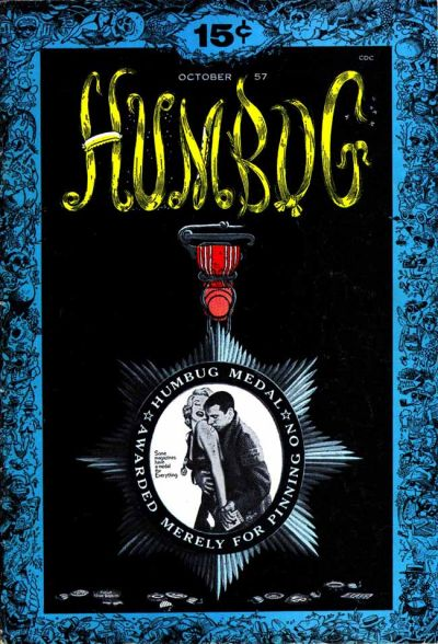 Cover for Humbug (Humbug Publications, 1957 series) #3