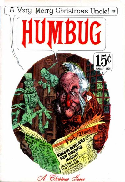 Cover for Humbug (Humbug Publications, 1957 series) #6