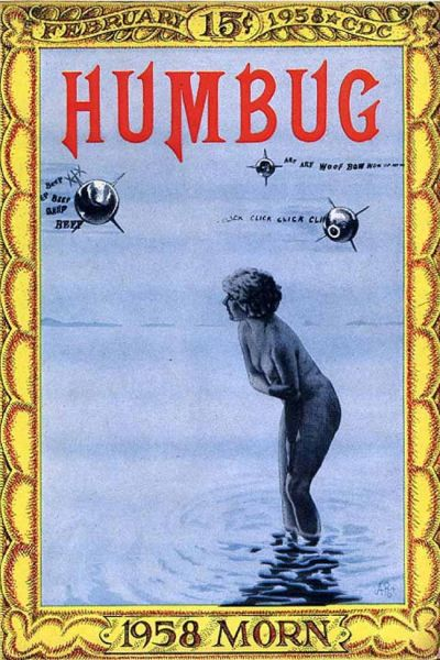 Cover for Humbug (Humbug Publications, 1957 series) #7