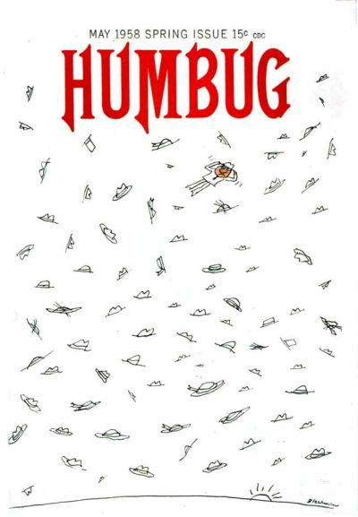 Cover for Humbug (Humbug Publications, 1957 series) #9